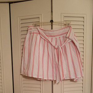 NWT OLD NAVY LINED SKIRT
